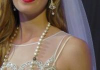 20 -  Dalton Abbey - Clare bodice & veil